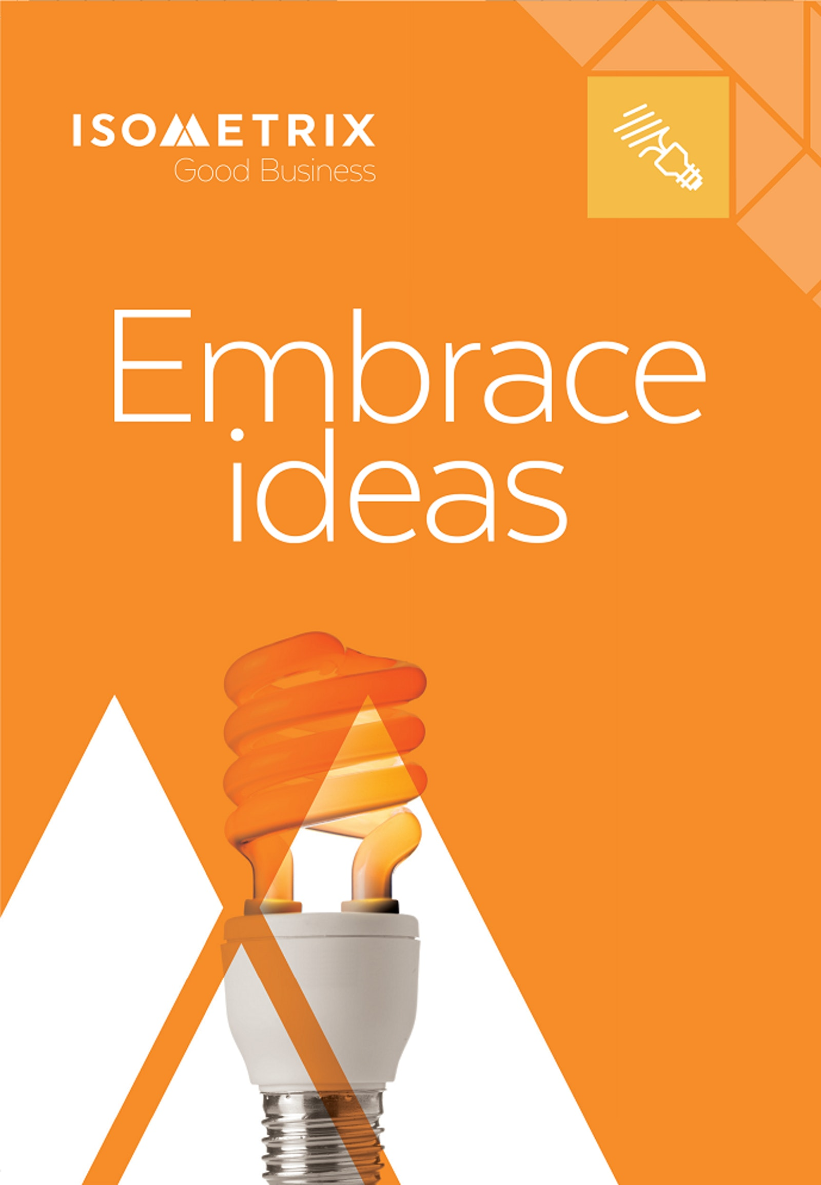 DNA Embrace ideas Poster