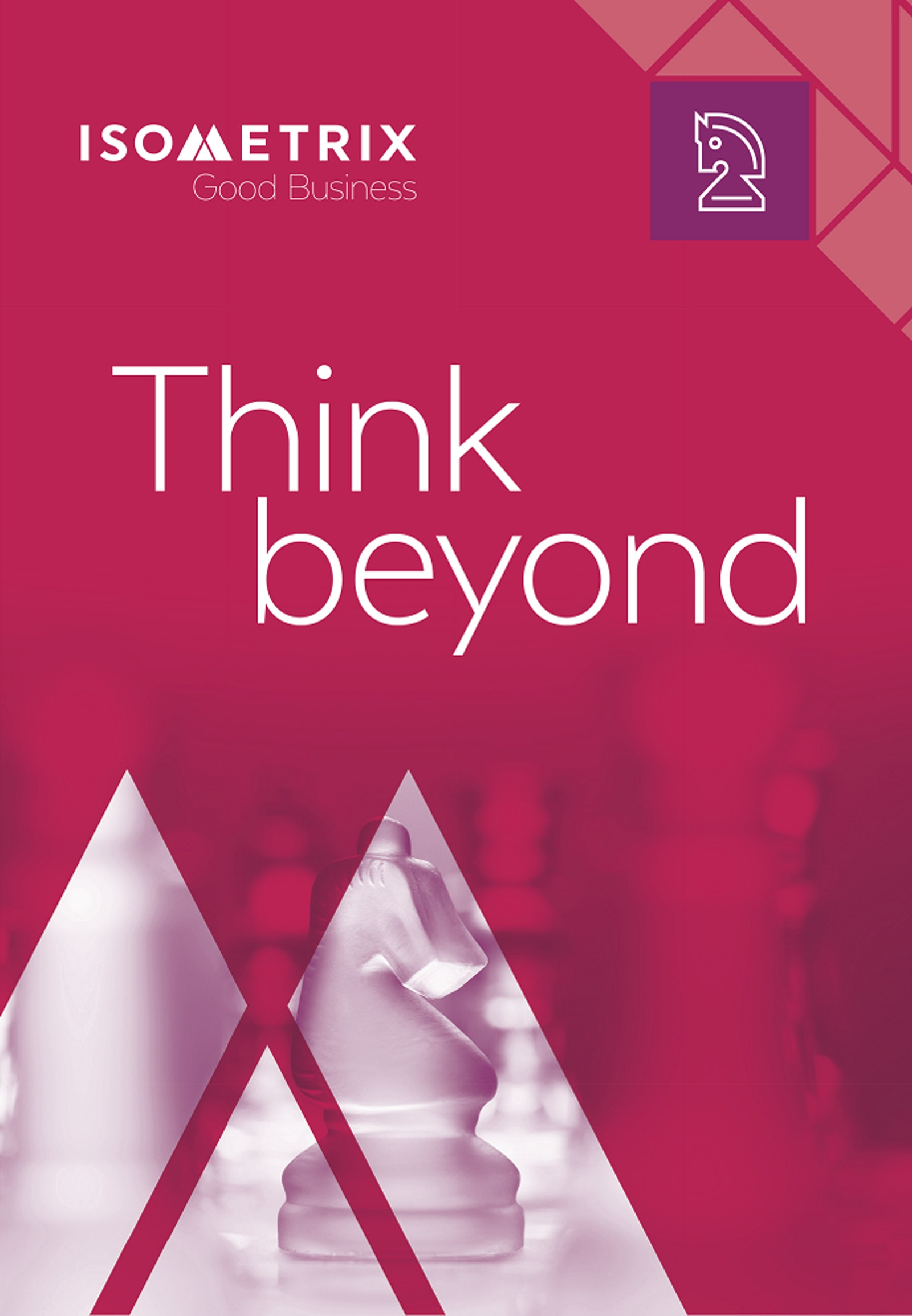 DNA Think beyond Poster
