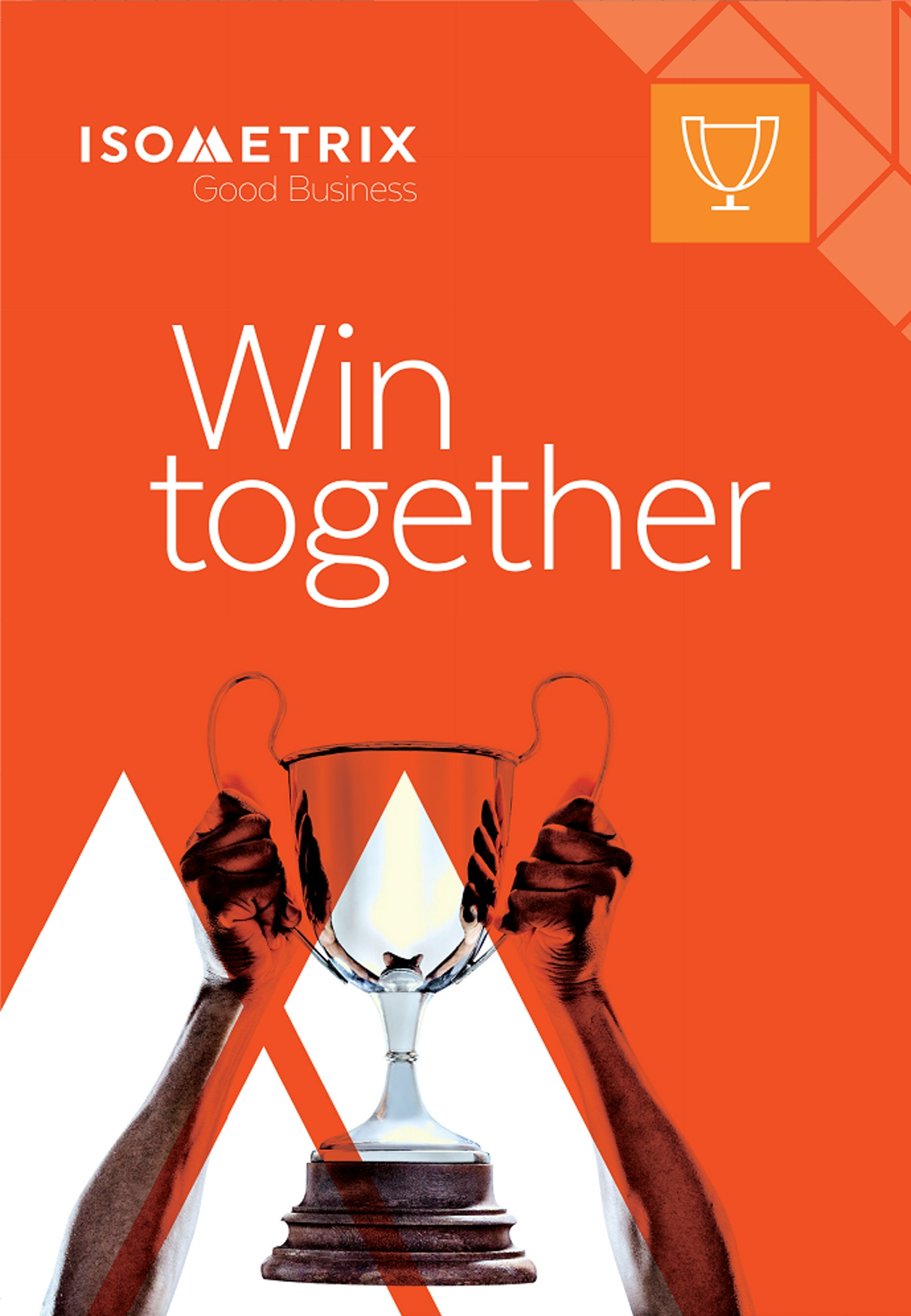 DNA Win Together Poster